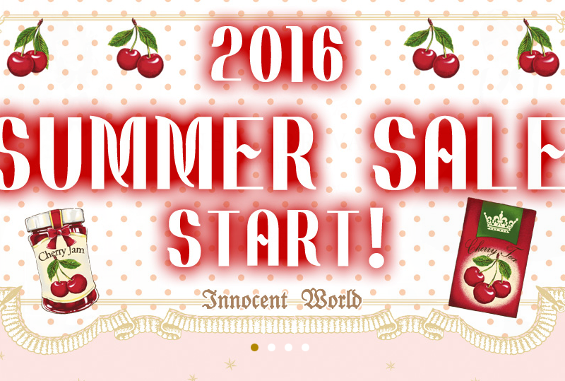 Innocent World Summer Sale