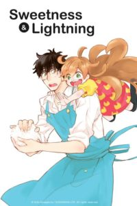 Sweetness and Lightning Cover